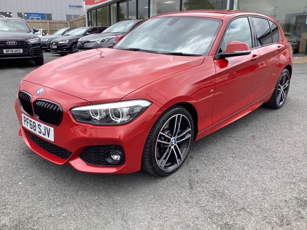 USED 2019 68 BMW 1 SERIES 1.5 118I M SPORT SHADOW EDITION 5d 134 BHP