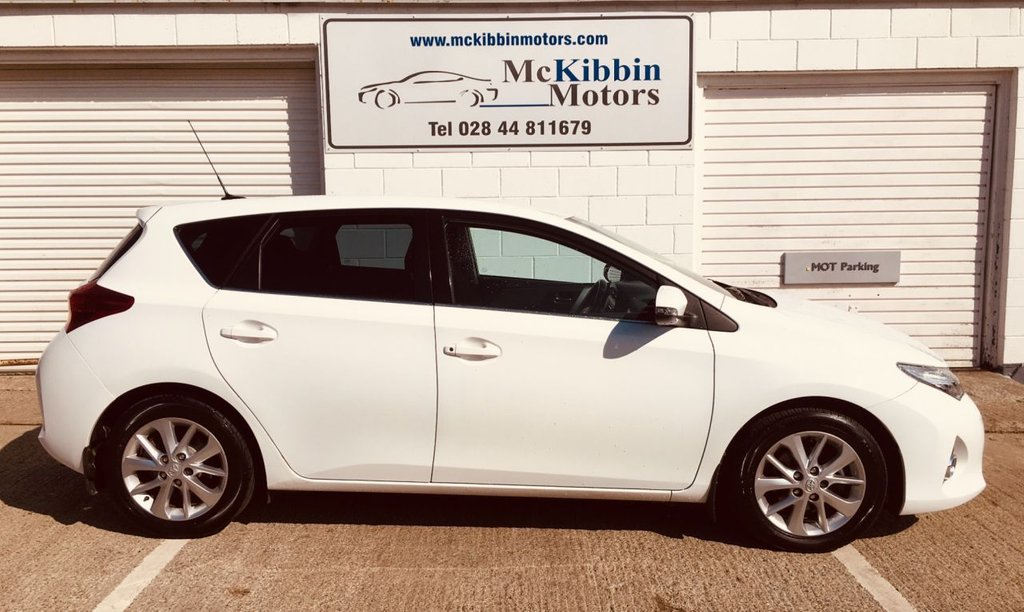 USED 2014 TOYOTA AURIS  ICON 1.4 D-4D