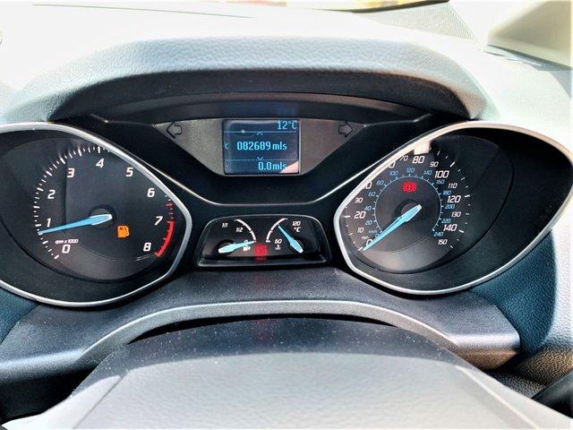 USED 2011 FORD C-MAX 1.6 TITANIUM 5d 123 BHP