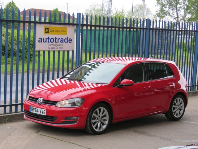 USED 2014 64 VOLKSWAGEN GOLF 2.0 GT TDI BLUEMOTION TECHNOLOGY 5d 148 BHP. SAT NAV-FRONT AND REAR PARKING SENSORS-PRIVACY GLASS-ACC CRUISE-DAB-BLUETOOTH SAT NAV-PARKING SENSORS-CRUISE-DAB-BLUETOOTH-PRIVACY GLASS-ALLOYS