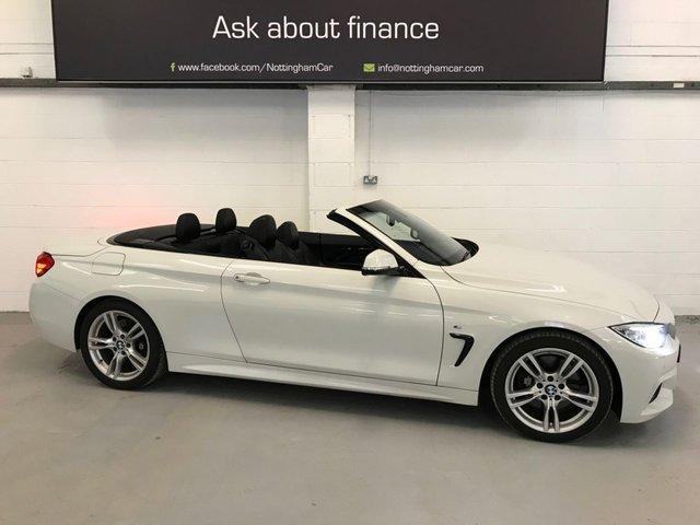 USED 2014 64 BMW 4 SERIES 3.0 430D M SPORT 2d 255 BHP