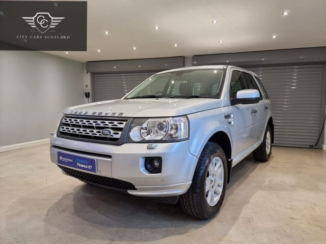 USED 2012 12 LAND ROVER FREELANDER 2.2 SD4 XS 5d 190 BHP SATELLITE NAVIGATION + LOW MILES + HEATED SEATS