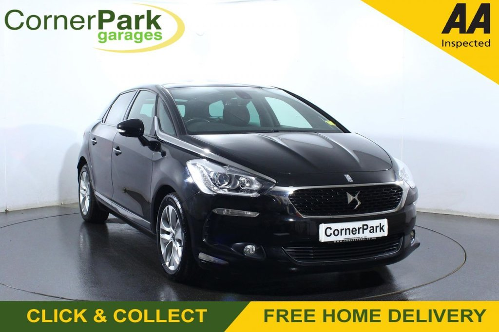 USED 2016 16 DS DS 5 1.6 BLUEHDI ELEGANCE S/S 5d 118 BHP