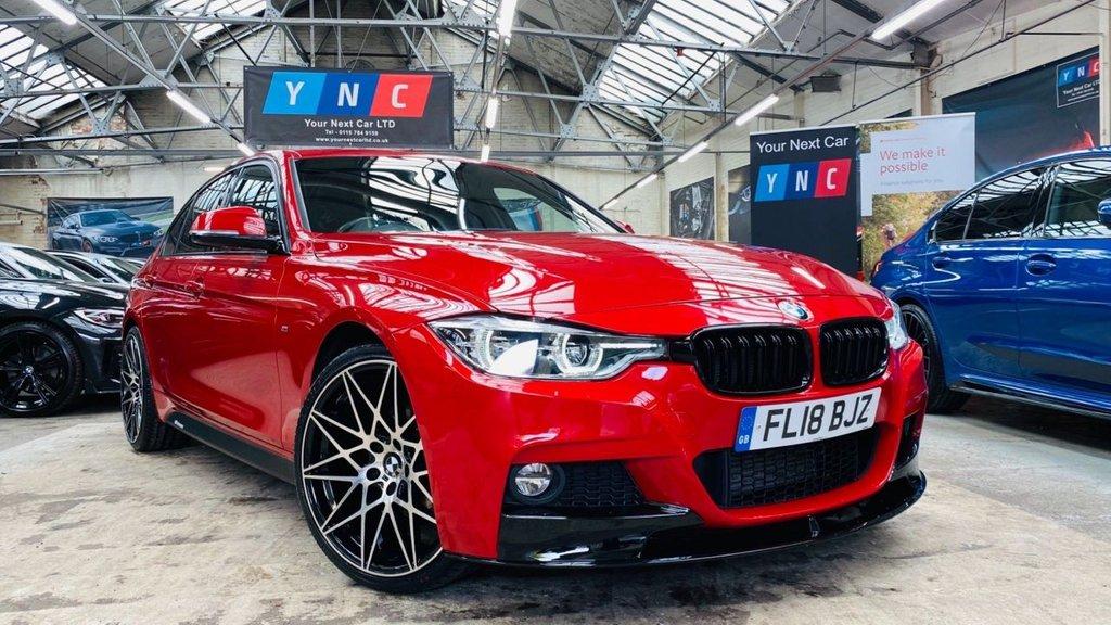 USED 2018 18 BMW 3 SERIES 2.0 320d BluePerformance M Sport (s/s) 4dr PERFORMANCEKIT+20S+STUNNING!!