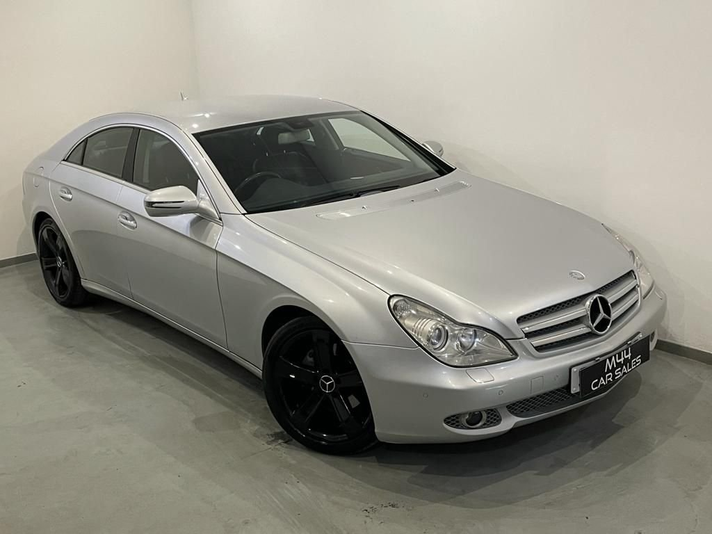 USED 2009 59 MERCEDES-BENZ CLS CLASS 3.0 CLS320 CDI 4d 222 BHP Bluetooth / Cruise Control / Alloy Wheels / Central Locking / Heated Front Seats