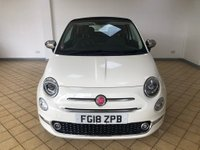 USED 2018 18 FIAT 500C 1.2 2dr 4 Seat Convertible in Fantastic Condition the Perfect Summer Stunner Recent Service plus MOT Recent Service & MOT now Ready to Finance and Drive Away with Top Down The Perfect Convertible ready for Summer 2021!