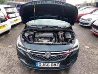 USED 2016 66 VAUXHALL ASTRA 1.4 SRI S/S 5d AUTO 148 BHP