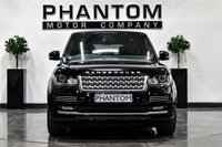USED 2015 15 LAND ROVER RANGE ROVER 3.0 TDV6 AUTOBIOGRAPHY 5d 255 BHP