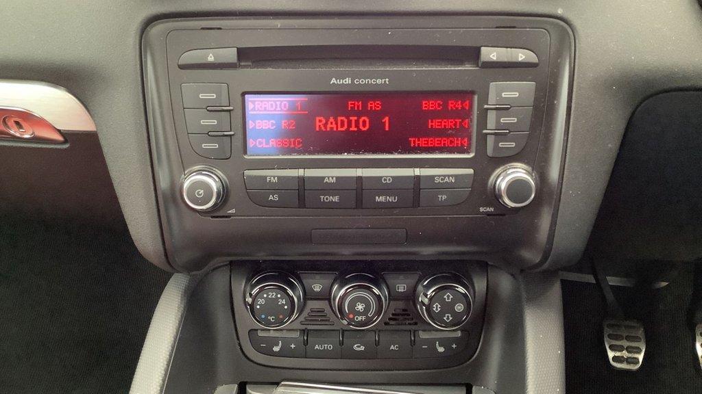 USED 2006 56 AUDI TT 3.2 QUATTRO 3d 250 BHP