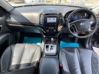 USED 2010 60 HYUNDAI SANTA FE 2.2L PREMIUM CRDI 5d AUTO 194 BHP