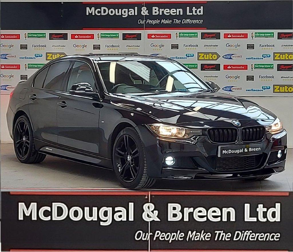 USED 2015 65 BMW 3 SERIES 2.0 320D XDRIVE M SPORT 4d 188 BHP