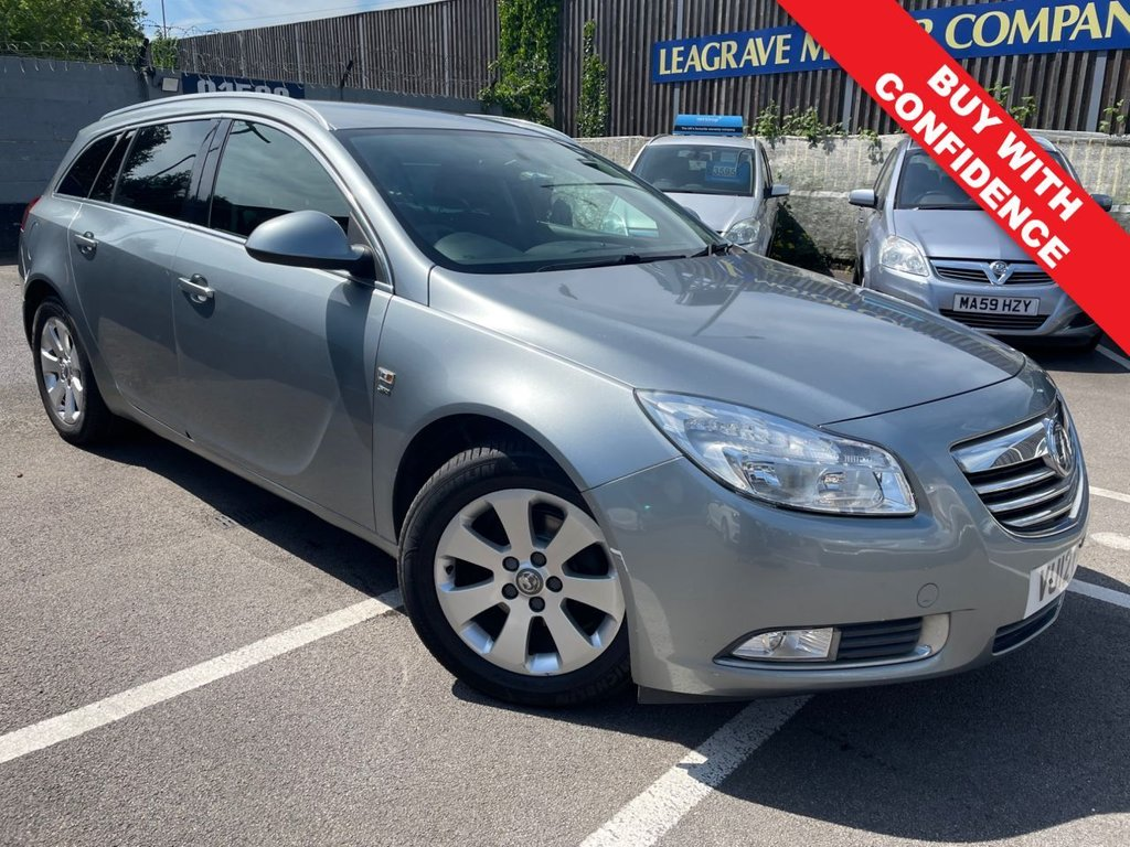 USED 2012 12 VAUXHALL INSIGNIA 2.0 SRI CDTI 5d 128 BHP ONE PREVIOUS OWNER + LONG MOT