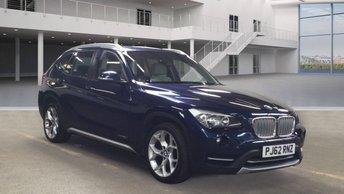 2012 BMW X1 2.0 XDRIVE20D XLINE 5d 181 BHP £7695.00