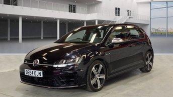 2014 VOLKSWAGEN GOLF 2.0 R 5d 298 BHP £15995.00