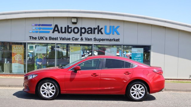 USED 2014 64 MAZDA 6 2.2 D SE-L NAV 4d 148 BHP LOW DEPOSIT OR NO DEPOSIT FINANCE AVAILABLE . COMES USABILITY INSPECTED WITH 30 DAYS USABILITY WARRANTY + LOW COST 12 MONTHS ESSENTIALS WARRANTY AVAILABLE FROM ONLY £199 (VANS AND 4X4 £299) DETAILS ON REQUEST. ALWAYS DRIVING DOWN PRICES . BUY WITH CONFIDENCE . OVER 1000 GENUINE GREAT REVIEWS OVER ALL PLATFORMS FROM GOOD HONEST CUSTOMERS YOU CAN TRUST .