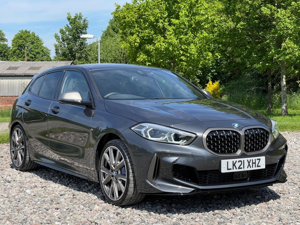 USED 2021 21 BMW 1 SERIES 2.0 M135I XDRIVE 5d 302 BHP Free Next Day Nationwide Delivery