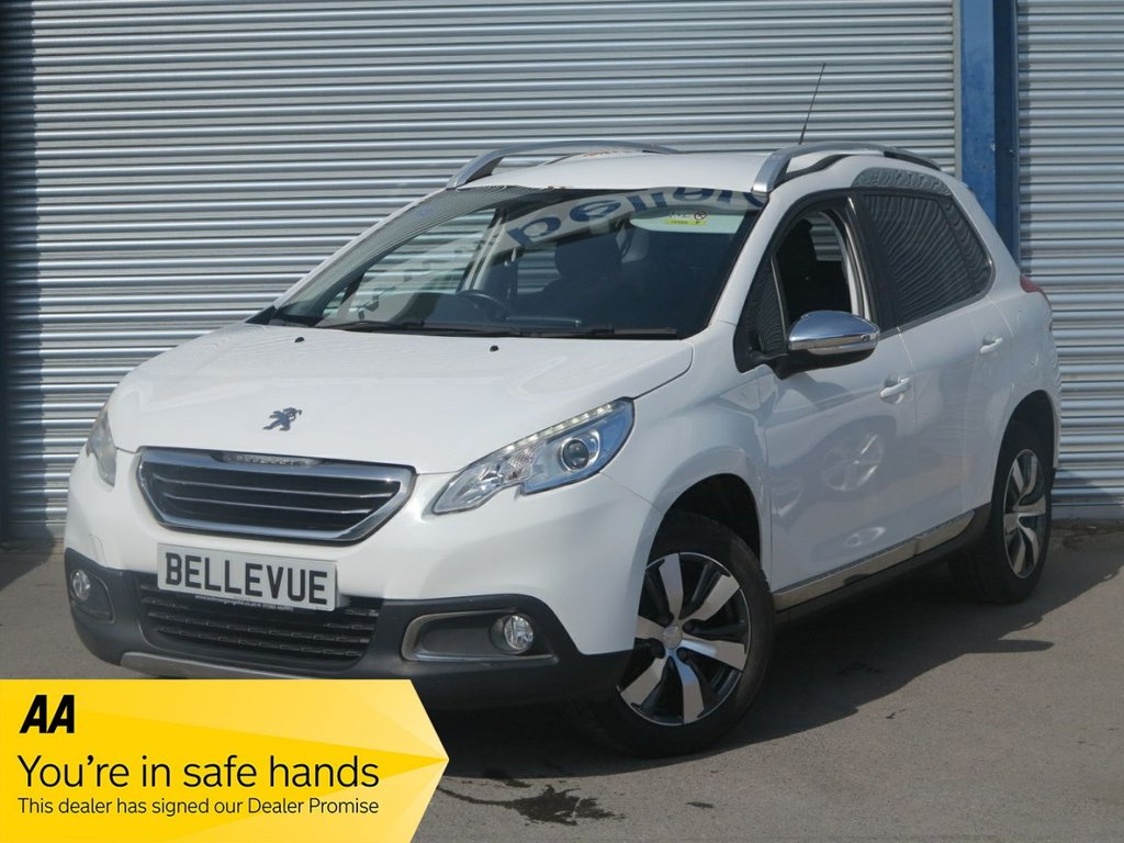 USED 2015 65 PEUGEOT 2008 1.6 BLUE HDI S/S ALLURE 5d 120 BHP
