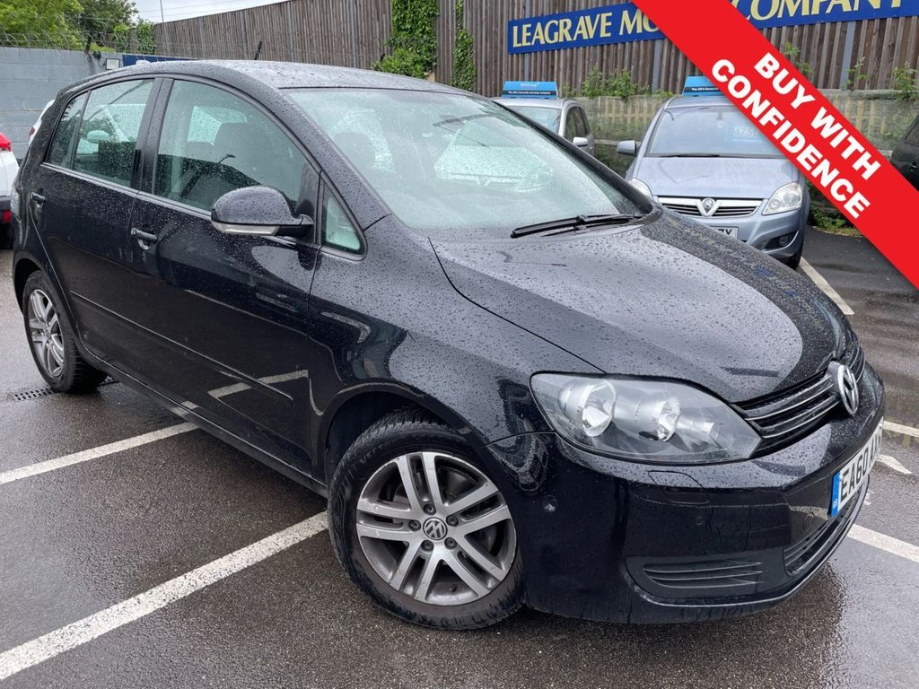 USED 2010 60 VOLKSWAGEN GOLF PLUS 1.6 SE TDI DSG 5d 103 BHP ONLY ONE PREVIOUS OWNER FROM NEW