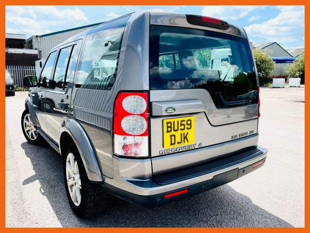 USED 2009 59 LAND ROVER DISCOVERY 3.0 4 TDV6 XS 5d 245 BHP 12 MOINTH MOT - SERVICE, LAST MAY 2021 - SATELLITE NAVIGATION - HEATED LEATHER SEATS - ONLY 81,000 MILES - 3 MONTH WARRANTY