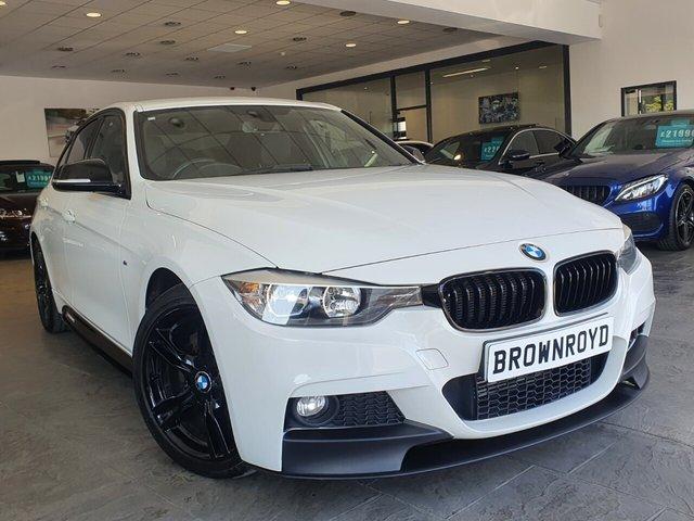 USED 2015 15 BMW 3 SERIES 2.0 320D M SPORT 4d 181 BHP BM PERFORMANCE STYLING+6.9%APR