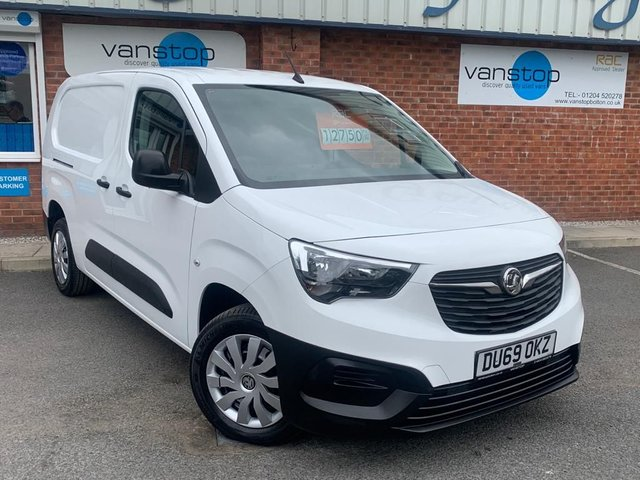 USED 2019 69 VAUXHALL COMBO 1.5 L2H1 2300 EDITION S/S 101 BHP