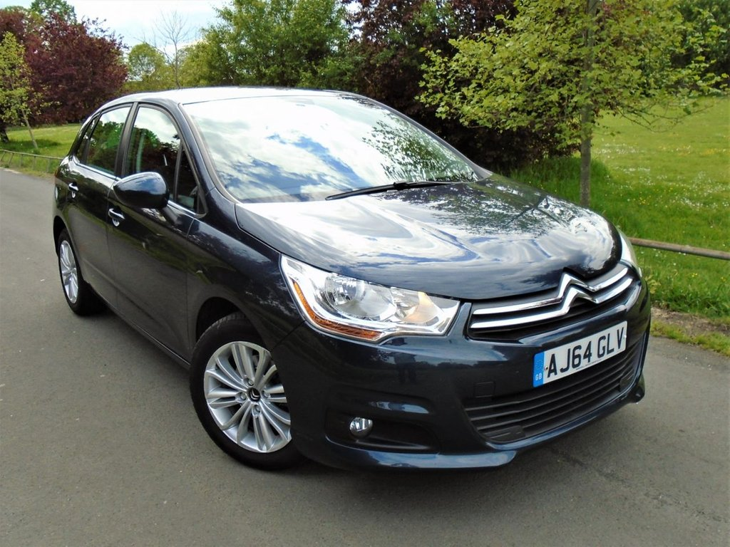 USED 2015 64 CITROEN C4 1.6 VTR PLUS 5d 118 BHP *2 OWNERS ONLY 37000 MILES*