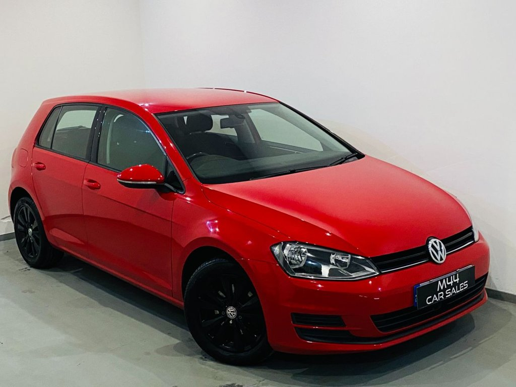 USED 2013 13 VOLKSWAGEN GOLF 1.6 SE TDI BLUEMOTION TECHNOLOGY 5d 103 BHP Bluetooth / Isofix / Aux / Adaptive Cruise Control / Central Locking