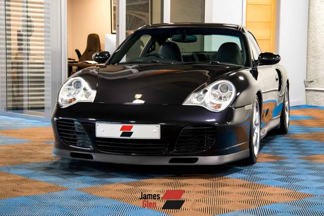 USED 2002 02 PORSCHE 911 3.6 TURBO 2d 415 BHP 8 Owners (Last for 7years)   15-Stamp Service History