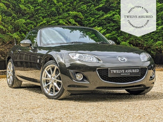 USED 2011 61 MAZDA MX-5 2.0 I ROADSTER KENDO 2d 158 BHP (ELECTRIC ROOF)