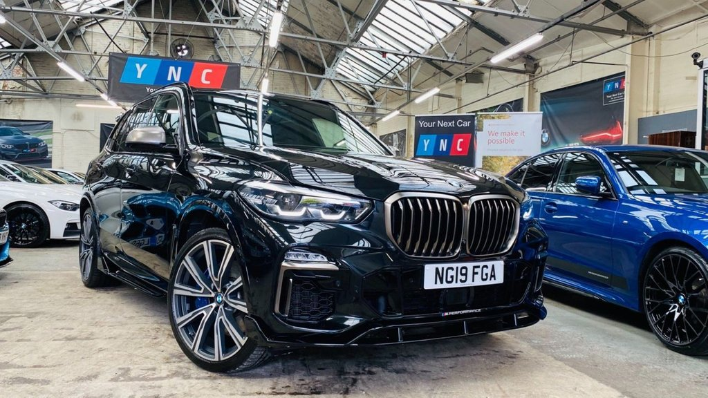 USED 2019 19 BMW X5 3.0 M50d Auto xDrive (s/s) 5dr PERFORMANCEKIT+HUGESPEC+M50D