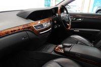 USED 2007 07 MERCEDES-BENZ S-CLASS 3.5 S350 L 4d 272 BHP