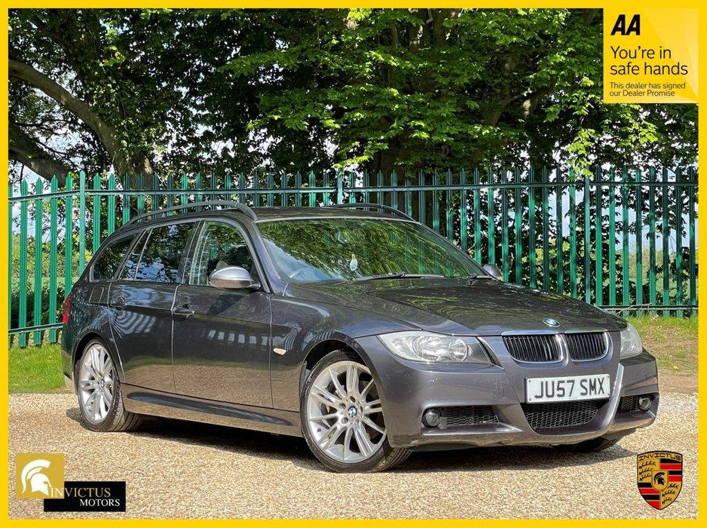 USED 2007 57 BMW 3 SERIES 2.0 320I M SPORT 5d 148 BHP