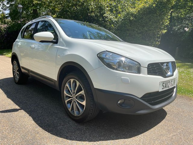 USED 2012 12 NISSAN QASHQAI 1.6 TEKNA IS DCIS/S 5d 130 BHP