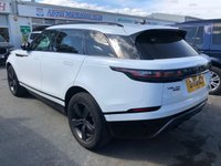 USED 2018 18 LAND ROVER RANGE ROVER VELAR 2.0 R-DYNAMIC S 5d 5 Seat Family SUV 4x4 AUTO One Owner from New
