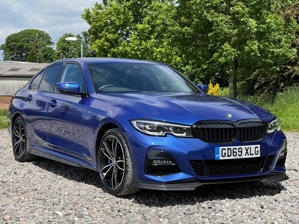 USED 2020 69 BMW 3 SERIES 2.0 330E M SPORT 4d 289 BHP Free Next Day Nationwide Delivery