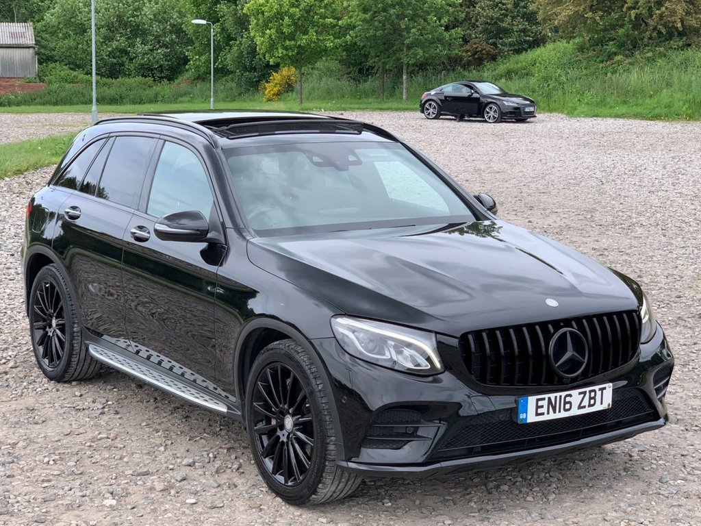 USED 2016 16 MERCEDES-BENZ GLC-CLASS 2.1 GLC 220 D 4MATIC AMG LINE PREMIUM PLUS 5d 168 BHP Free Next Day Nationwide Delivery