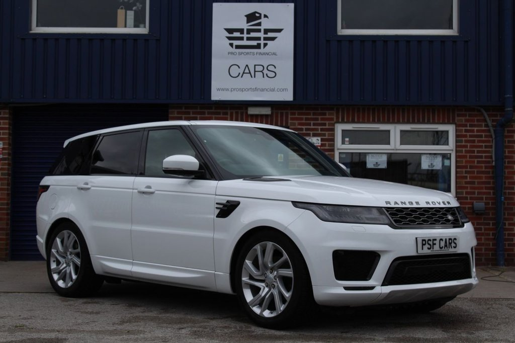 USED 2018 68 LAND ROVER RANGE ROVER SPORT 3.0 SDV6 HSE DYNAMIC 5d 306 BHP