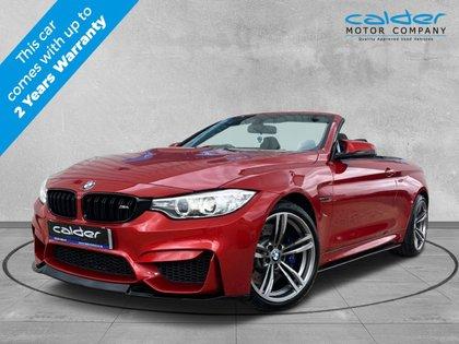 USED 2016 16 BMW M4 3.0 M4 2d 426 BHP
