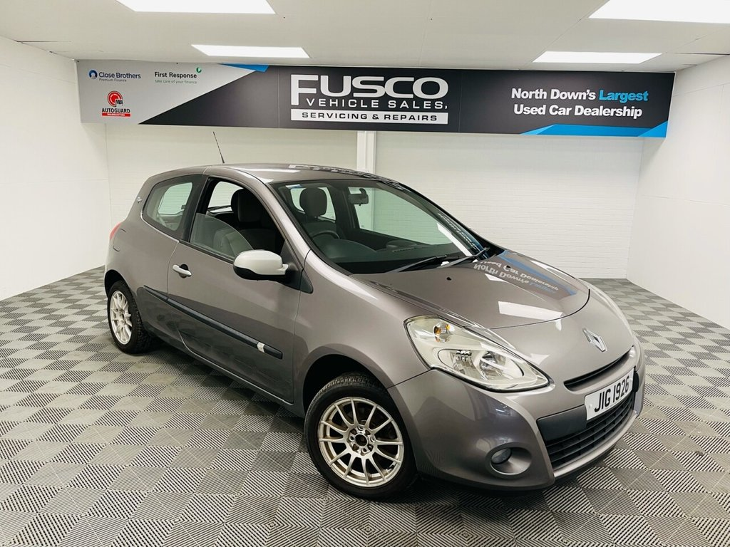 USED 2010 RENAULT CLIO 1.5 I-MUSIC DCI 3d 86 BHP NATIONWIDE DELIVERY AVAILABLE!