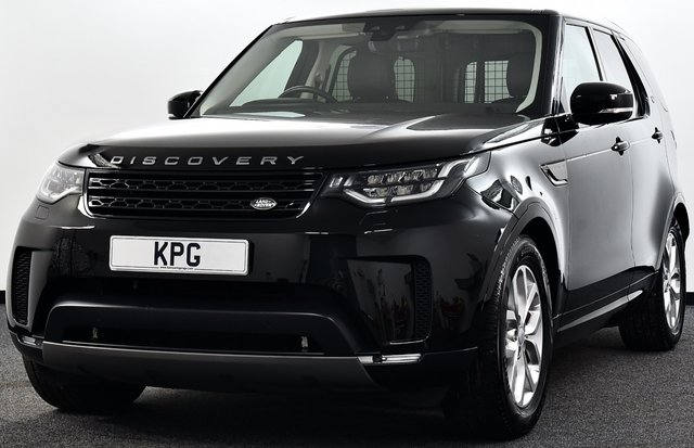 USED 2018 18 LAND ROVER DISCOVERY 3.0 TD V6 SE Auto Commercial 4WD EU6 (s/s) 5dr **£39,995 + VAT = £47,994**