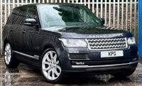USED 2017 17 LAND ROVER RANGE ROVER 3.0 TD V6 Vogue Auto 4WD (s/s) 5dr £10k Extras, Pan Roof, D/Steps