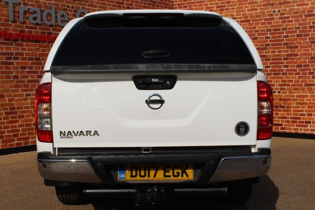 NISSAN NAVARA at Derby Trade Cars
