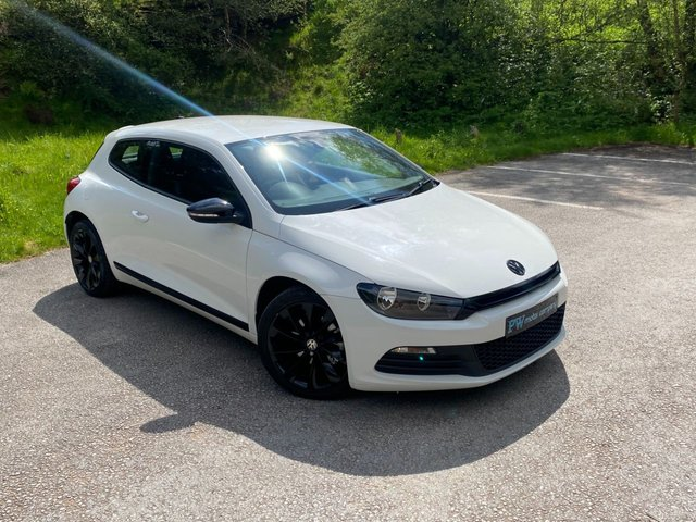 USED 2010 10 VOLKSWAGEN SCIROCCO 1.4 TSI 3d 160 BHP Full leather