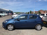 USED 2016 16 VAUXHALL CORSA 1.4 DESIGN 5d 5 Seat Family Hatchback Very Rare AUTO in a Stunning Colour and Low Mileage The perfect Family Hatchback