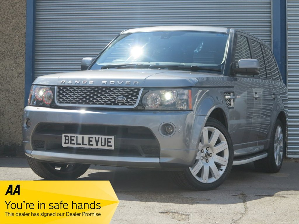 USED 2012 61 LAND ROVER RANGE ROVER SPORT 3.0 SDV6 AUTOBIOGRAPHY SPORT 5d 255 BHP
