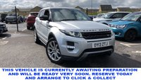 USED 2013 13 LAND ROVER RANGE ROVER EVOQUE 2.2 SD4 DYNAMIC LUX 5d 5 Seat Family SUV 4x4 AUTO with Massive High Spec FULL SERVICE HISTORY!