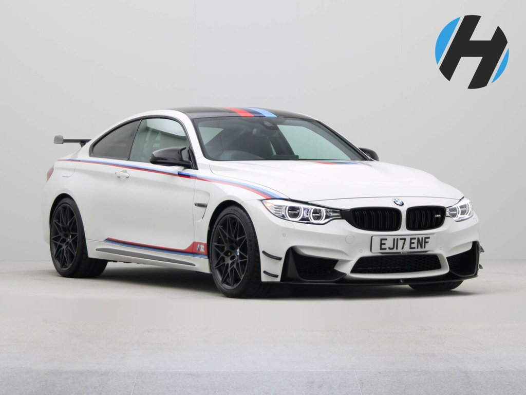 USED 2017 17 BMW M4 3.0 DTM CHAMPION EDITION