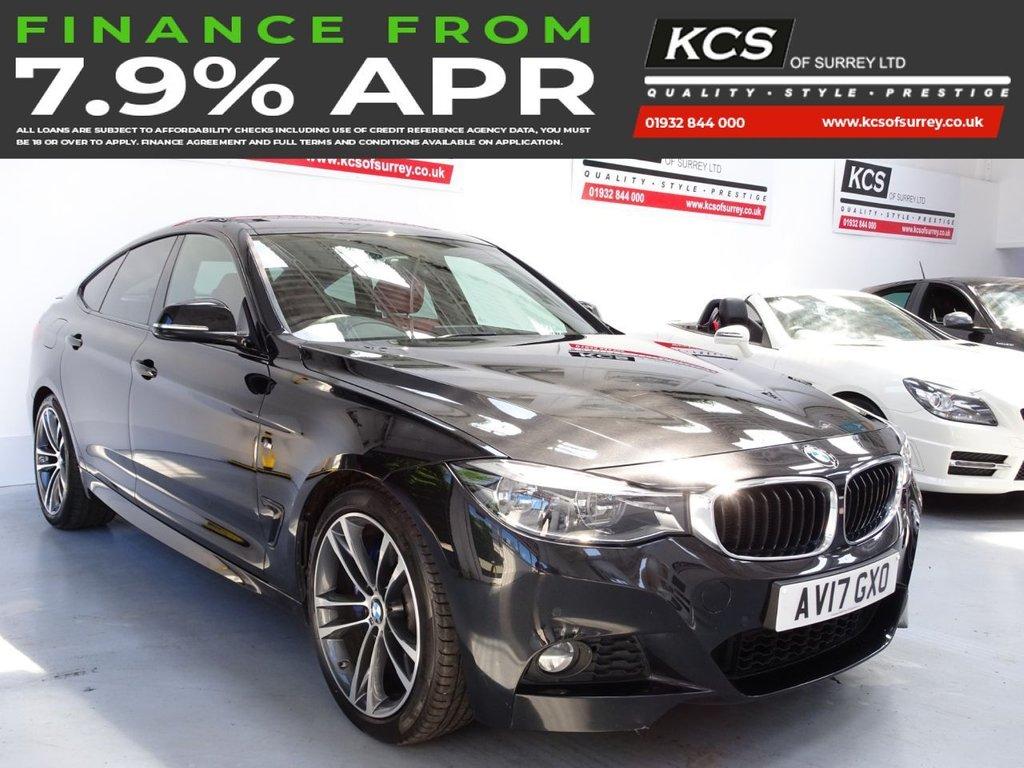 USED 2017 17 BMW 3 SERIES 2.0 320D M SPORT GRAN TURISMO 5d 188 BHP PRO NAV - M SPORT PLUS PACK
