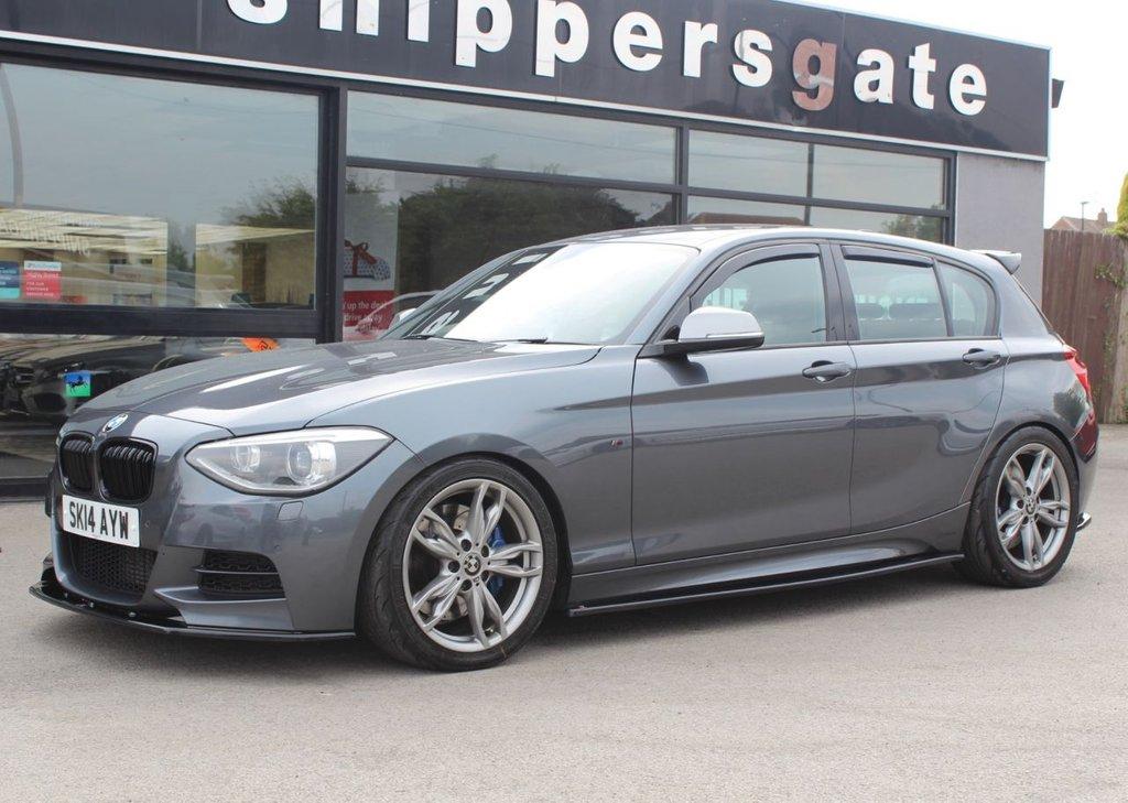 USED 2014 14 BMW 1 SERIES 3.0 M135I 5d 316 BHP