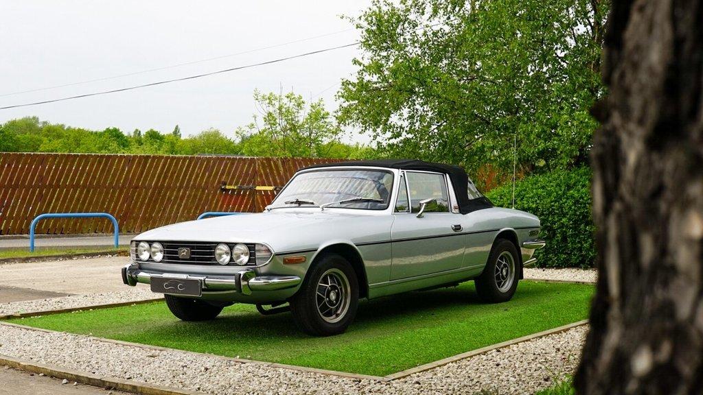 USED 1971 TRIUMPH STAG 3.0 3.0 2d 146 BHP